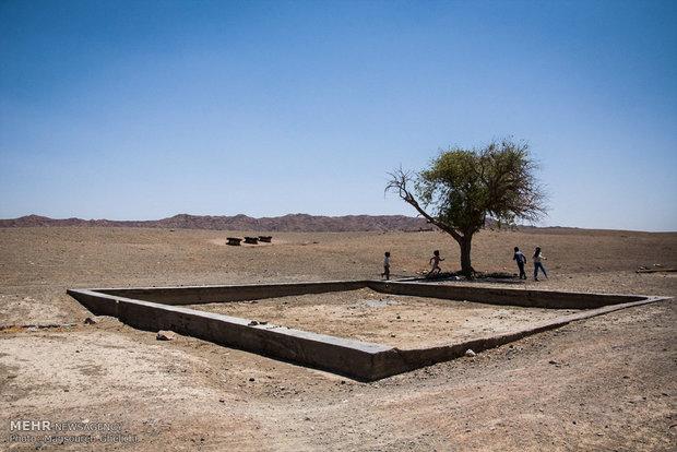 کاهش ۸برابری بارندگی در کرمان/پای غول خشکسالی روی گلوی کویرنشینان