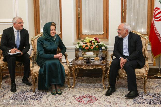 Iran, Russia assess ways to boost strategic ties