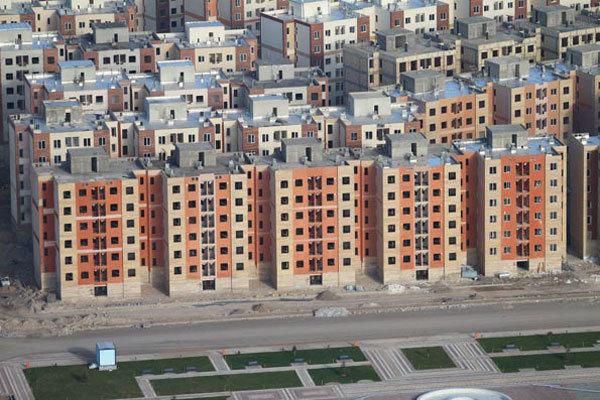 ۴ هزار واحد مسکونی در استان قزوین خالی و بدون متقاضی است