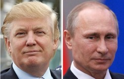 Putin holds phone talks with US president-elect Donald Trump