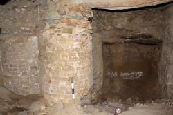 قدمت ۱۰۰ ساله سازه کشف شده در مشهد/محدوده دست نخورده می ماند