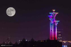 نخستین پدیده ماه آبی و خسوف پس از ۱۵۰ سال