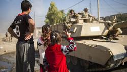 الداخلية العراقية: حررنا أكثر من ثلث الجانب الأيسر للموصل