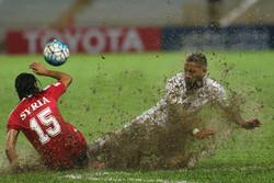 دیدار تیم ملی فوتبال ایران و سوریه