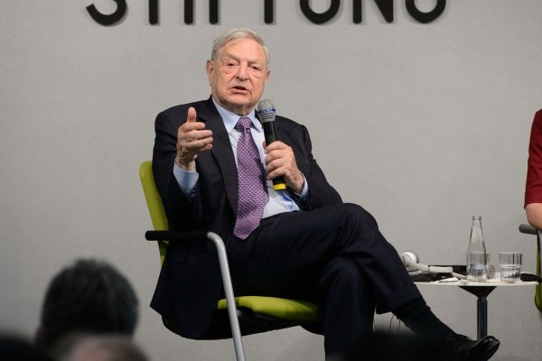 Armenian MP says Soros behind unrest in Armenia