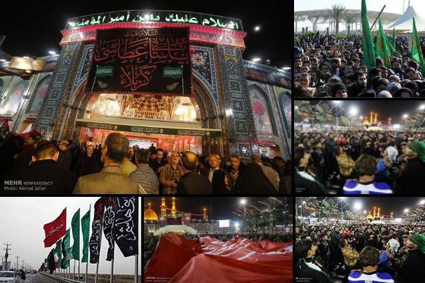 نمره قبولی مرزنشینان در میزبانی از زائران/غبار مانع شور حسینی نشد
