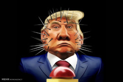شازترین کاریکاتۆرهکان؛ناڕهزایهتی به ههڵبژاردنی ترامپ