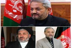 وزیران اقتصاد، بهداشت و امور مهاجران افغانستان ابقا شدند