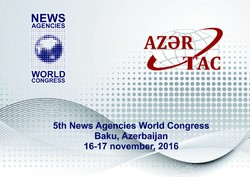 News Agencies World Congress