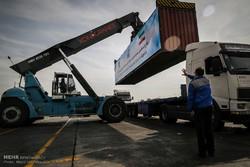 آغاز صادرات خط تولید خودروی دنا به الجزایر