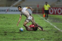 دیدار تیم ملی فوتبال ایران و سوریه - وحید امیری