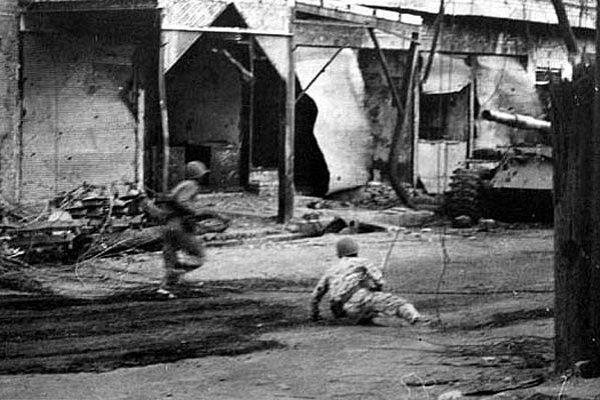 اولین عملیات سپاه، ارتش و نیروهای چریکی ایران