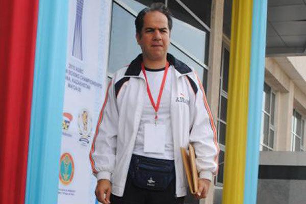 حضور اصغر رحیمی در نشست هماهنگی سرپرستان المپیک آرژانتین