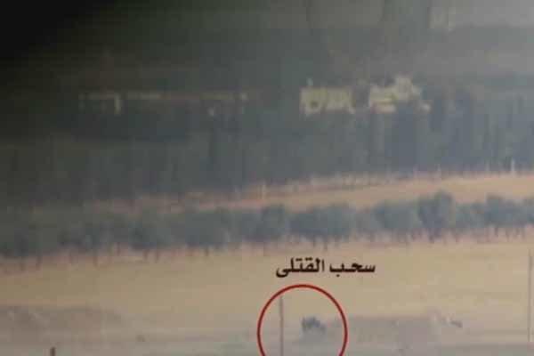 الجيش السوري استهدف مقر اجتماع لمتزعمي جبهة النصرة بريف حمص الشمالي