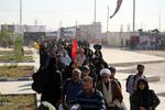 ۶۵ هزار نفر زائر اربعین حسینی (ع) در اندیمشک پذیرایی شدند