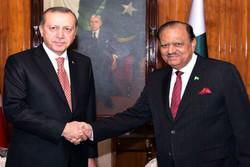 ترکیه و پاکستان همکاری های دفاعی خود را گسترش می دهند