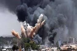 حمله جنگنده های ناشناس به لیبی