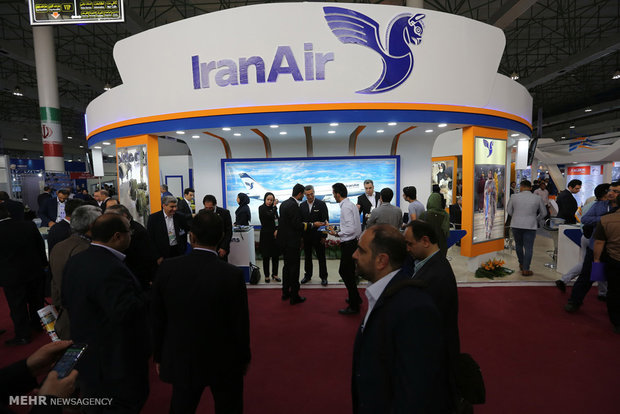 Iran Air Show 2016 kicks off