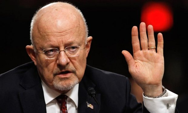 US Director of National Intelligence James Clapper resigns