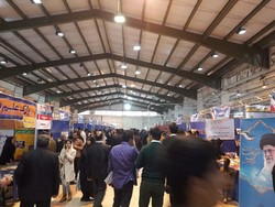 فروش بیش از  ۲ میلیارد تومانی نمایشگاه کتاب کرمانشاه /استقبال خوب بود