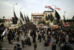 Step by step to Karbala