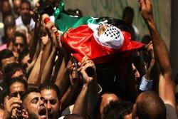 شهادت یک جوان فلسطینی به ضرب گلوله نظامیان صهیونیست در شرق غزه