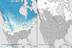 سازمان ملی اقیانوس و جو آمریکا: هوا همچنان گرم میشود/فیلم