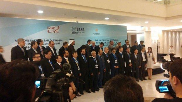 MNA reelected to Tech. Cmte. as Baku hosts 16th OANA summit