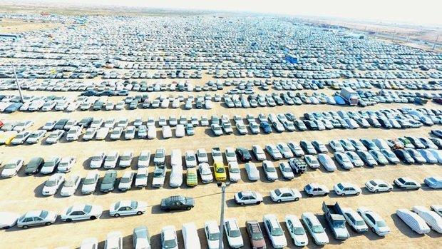 هزینه پارکینگ خودرو زائران در تمام مرزها شبی ۵ هزار تومان است