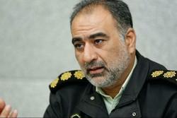 نیروهای پلیس آگاهی در موکبهای مرزی ایران مستقر هستند