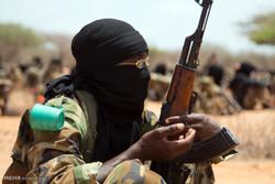 کشته شدن چند تن از شبه نظامیان الشباب در سومالی