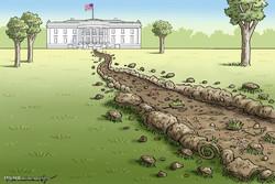 Trump'ın başkanlığı döneminde Beyaz Saray