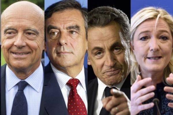 انتخابات فرانسه- حزب راست