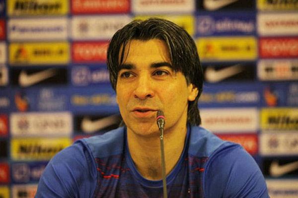 2278771 - شمسایی: کمیته فوتسال مثل ایتالیا از تیمها تضمین بگیرد