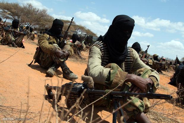 صومالیہ میں الشباب تنظیم کے 87 دہشت گرد ہلاک
