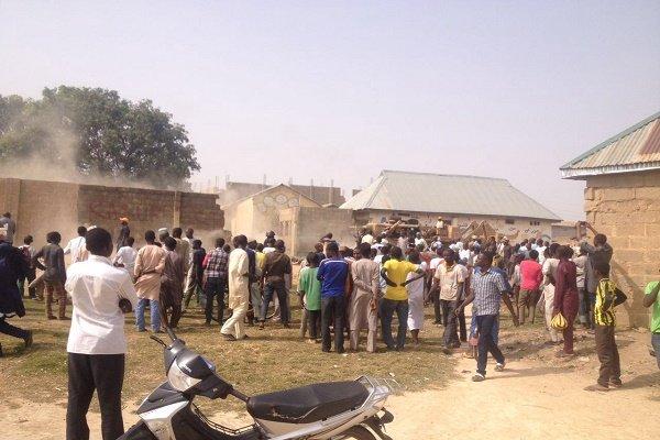 نائجیریا میں مسلح افراد کی اندھا دھند فائرنگ سے 11 افراد ہلاک