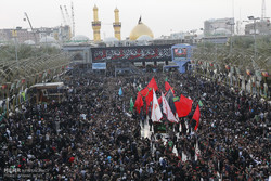 Karbala hosts world's largest human gathering