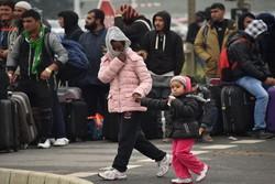 کودکان آواره در انگلیس مجبور به اسکان در کمپ بزرگسالان هستند