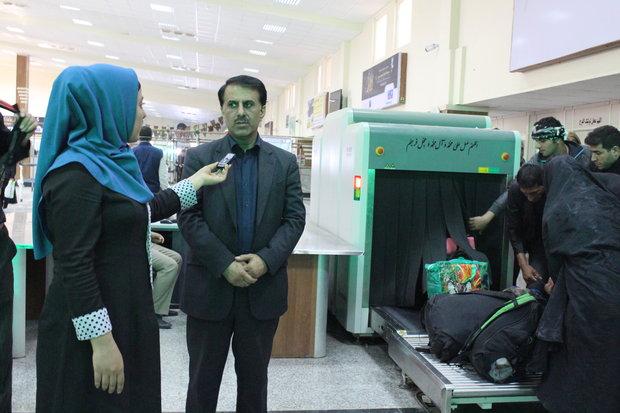 جعفری ناظر کل گمرکات خوزستان