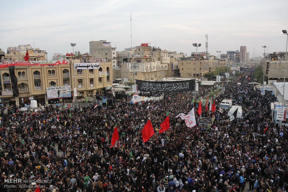 Mehr News Agency - Karbala hosts world's largest human gathering