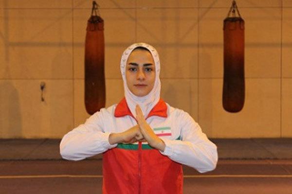 چهارمین مدال ایران بدست آمد/ هانیه رجبی به نشان برنز دست یافت