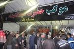 یزدیها ۲۲ موکب در پیادهروی اربعین برپا میکنند