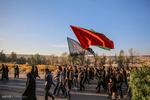 تردد زائران تهرانی اربعین از مرز مهران است