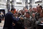 آمریکا جهان را ناامن تر کرده است/ نارضایتی مردم از نظامی گری