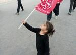 قرار عاشقی آزادگان جهان در پیادهروی اربعین حسینی+عکس