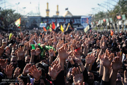Karbala hosts millions of pilgrims on Arbaeen