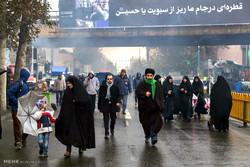 İran'daki Erbain etkinlikleri