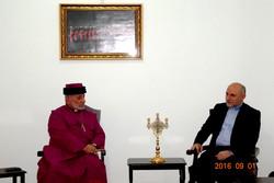 دیداری شاندێکی ئێرانی لهگهڵ مهسیحییهکانی ههرێمی کوردستان