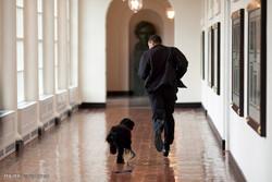 بڵاوبوونەوەی چەندین وێنەی نوێ لە باراک ئۆباما