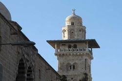 رژیم صهیونیستی یک مسجد را به علت پخش اذان۲۰۰ دلار جریمه کرد